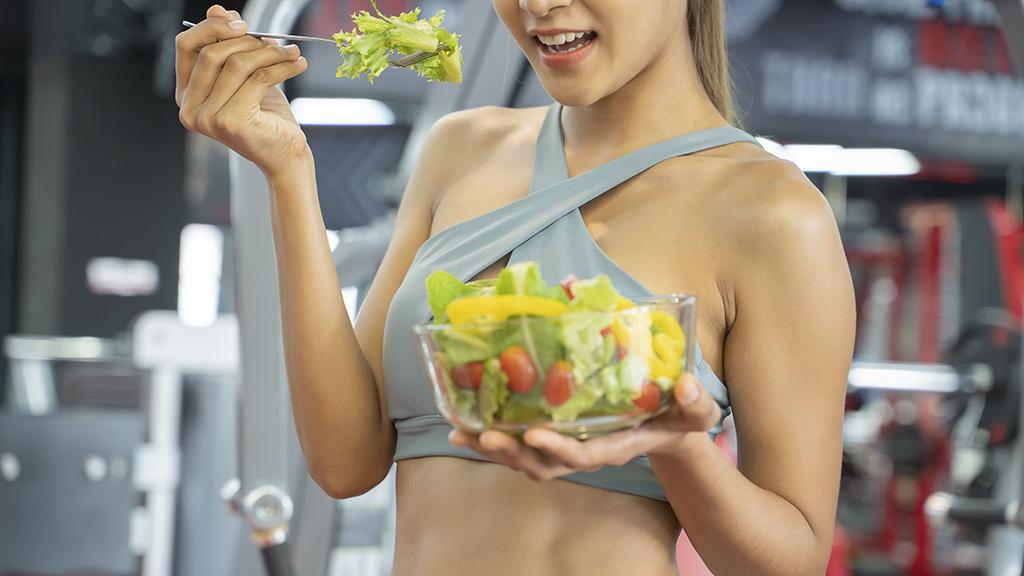 a növényi alapú táplálkozástól eltűnnek-e az izmaid?
