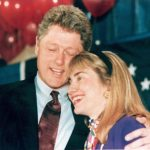 Hillary Clinton fiatalon