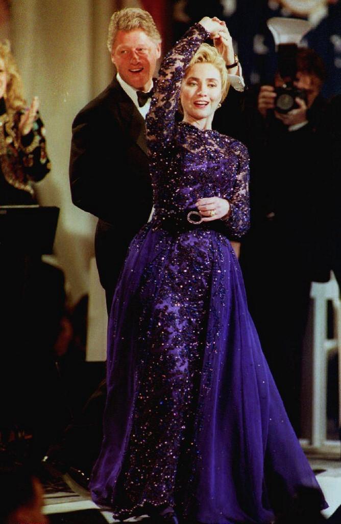 Hillary Clinton 1993-ban