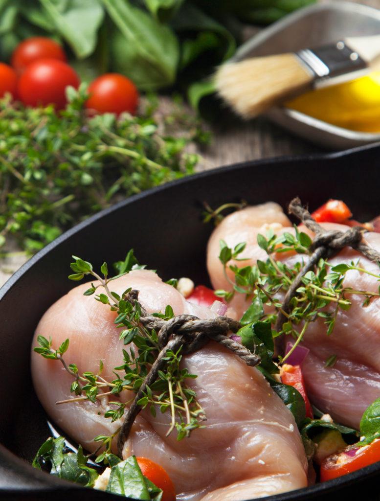 A csirkehús olyan, mint egy topmodell: minden jól áll neki, de vigyázni kell vele!