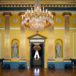 Amalienborg Palota Koppenhágában