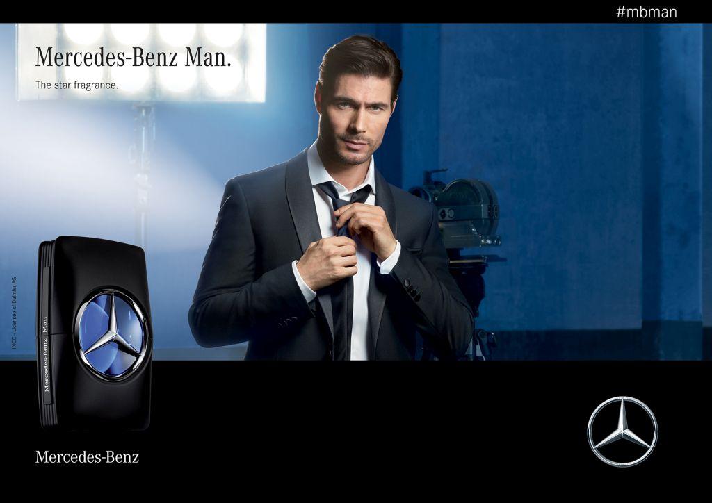 Mercedes-Benz Man illat advent nyeremény