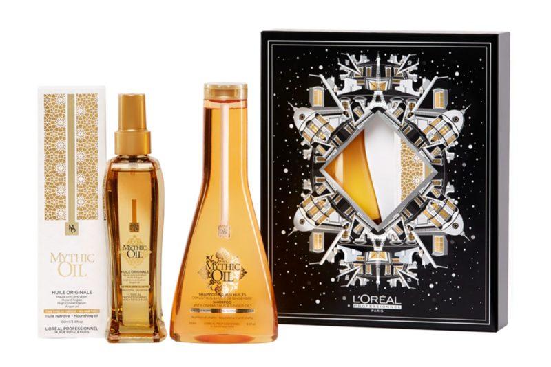 L'Oreal Professional Mythic Oil Karácsonyi Csomag