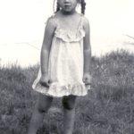 Ördög nóra gyerekként, kinti kép
