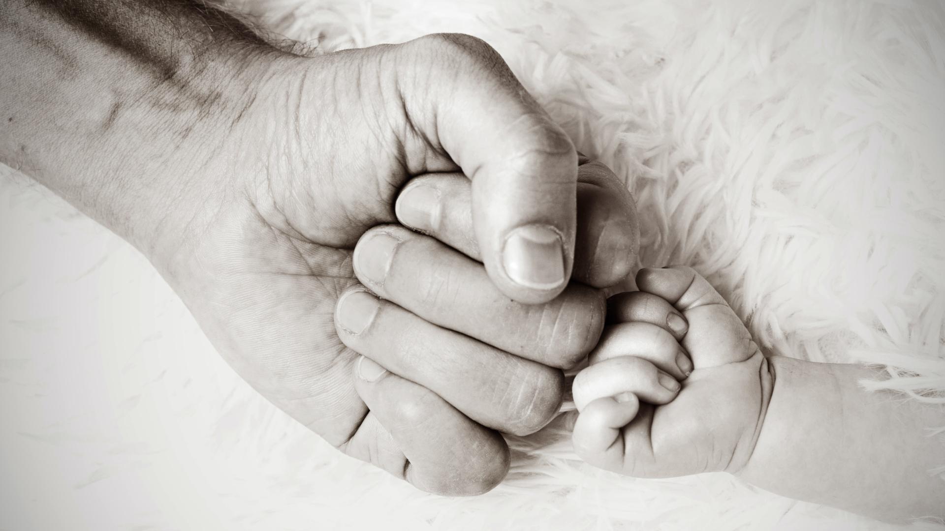 Ilyen babát várni apaként járvány idején