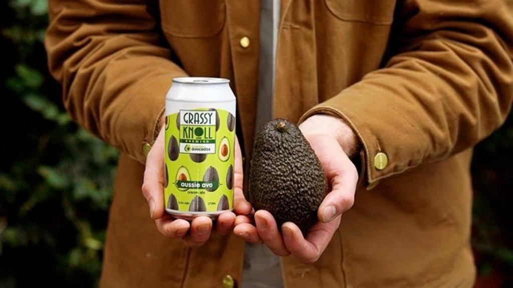Fura fűzió: Itt az avokádós sör