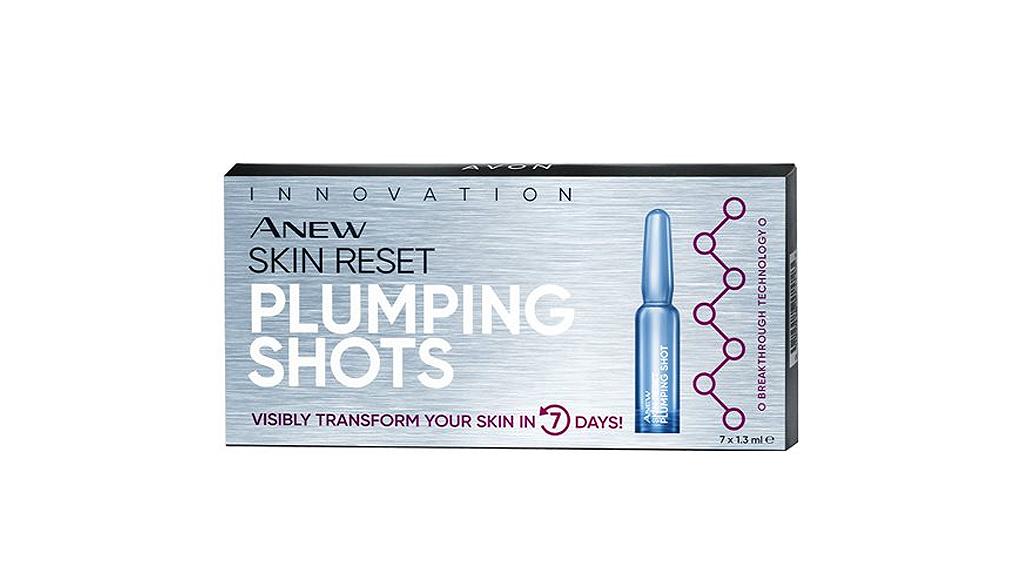 Avon Anew Skin Reset Plumping Shots