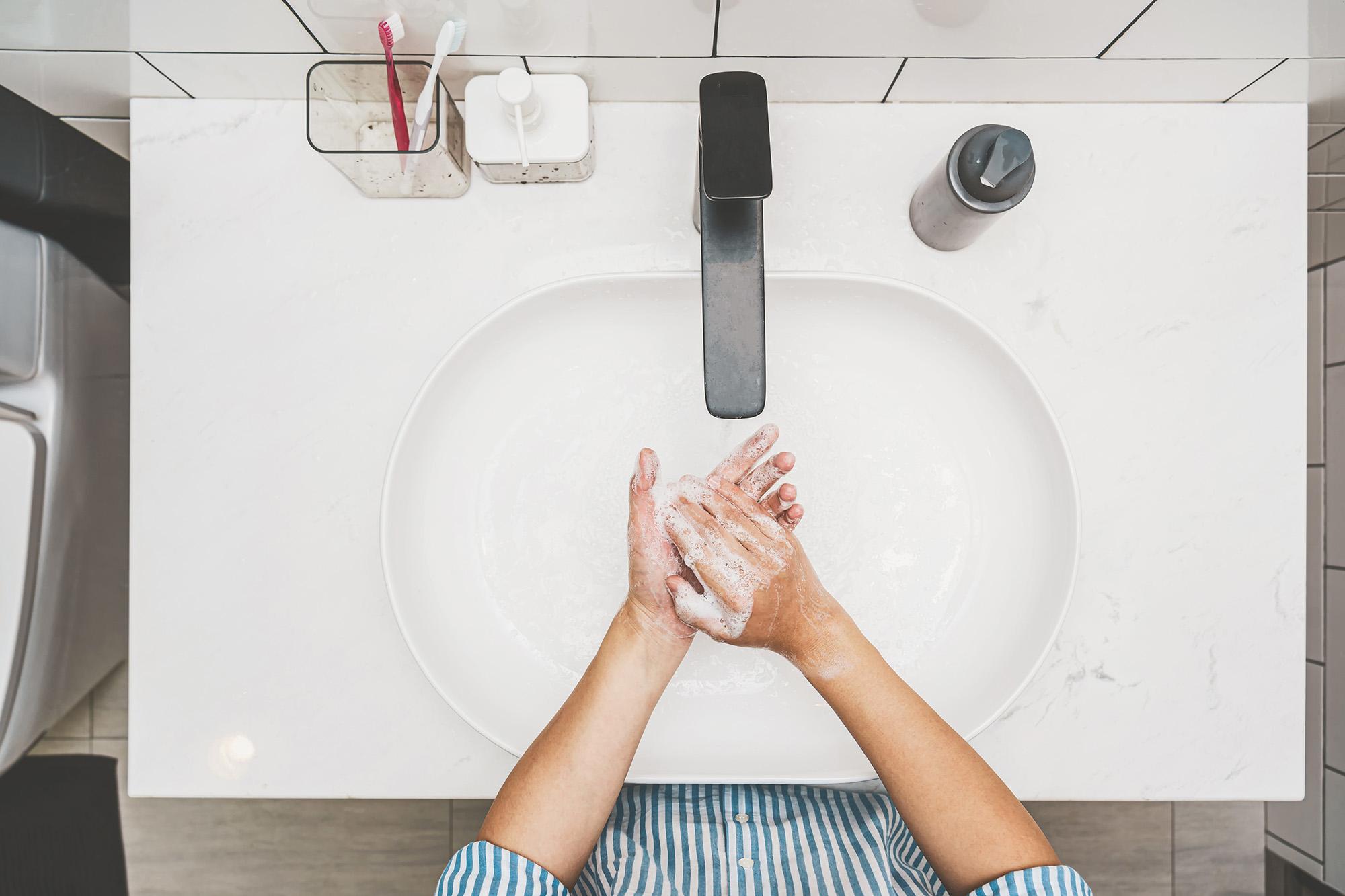 Bőrápolás karantén alatt