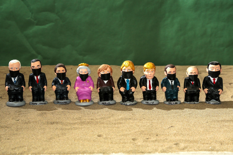 Kakáló nemzetvezetők előröl (fotó: Miquel Benitez/Getty Images)