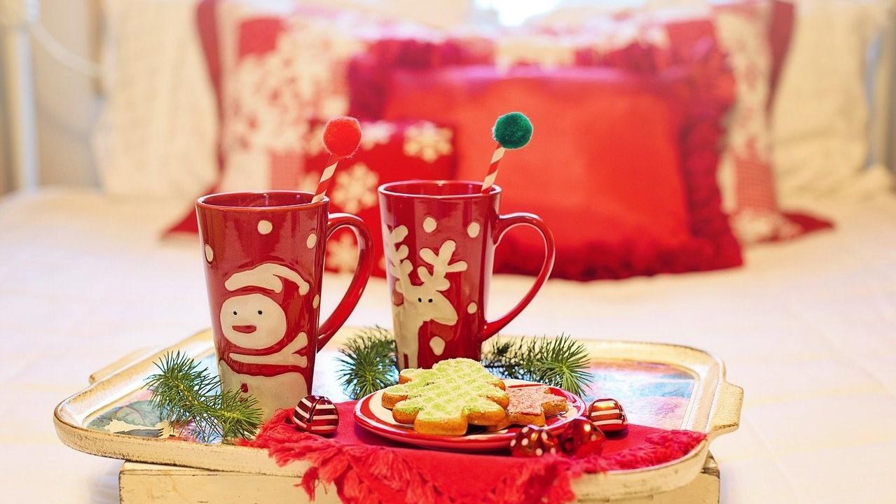 Karácsonyi ágy