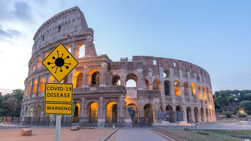 Félreértés lehet a tavalyi olaszországi koronavírusról szóló hír