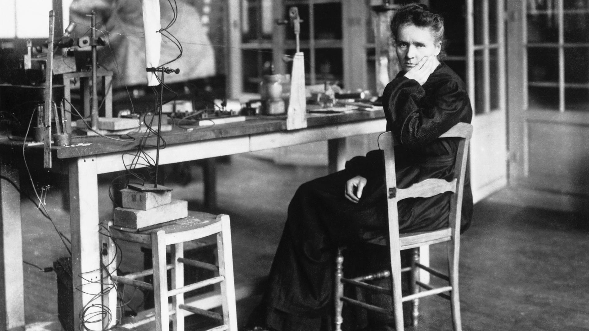 153 éve született Marie Curie