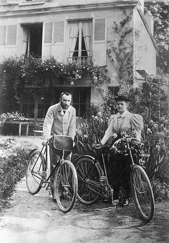 Marie és Pierre Curie a tudományos világ legismertebb szerelmespárja