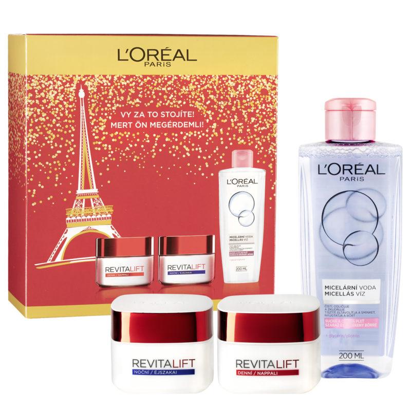L'Oreal Revitalift Classic Box