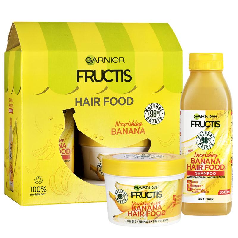 Garnier Fructis Hair Food Box