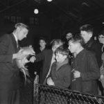 David Attenborough fiatalon szívdöglesztő volt