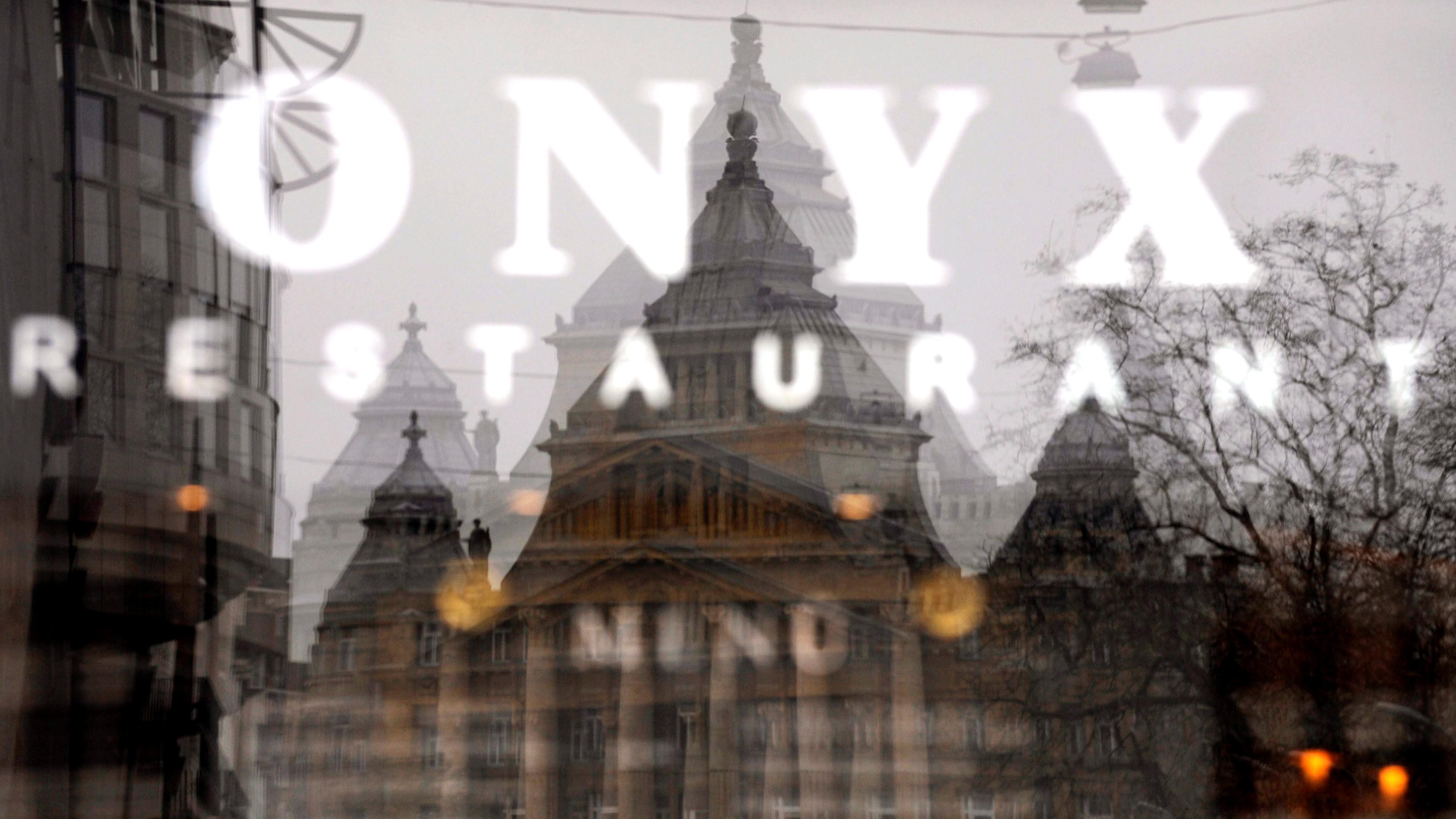 Onyx étterem, Budapest