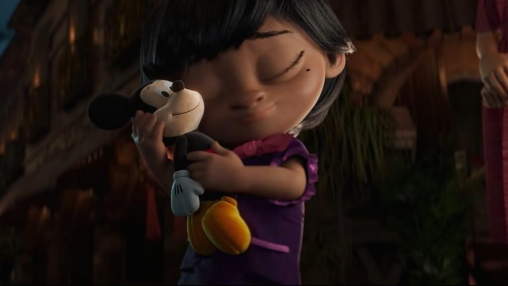 Megható a Disney karácsonyi kisfilmje