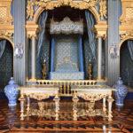 Drottningholm Palota, a svéd királyi család otthona