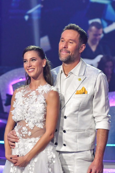 Noszály Sándor a Dancing With The Stars-ban