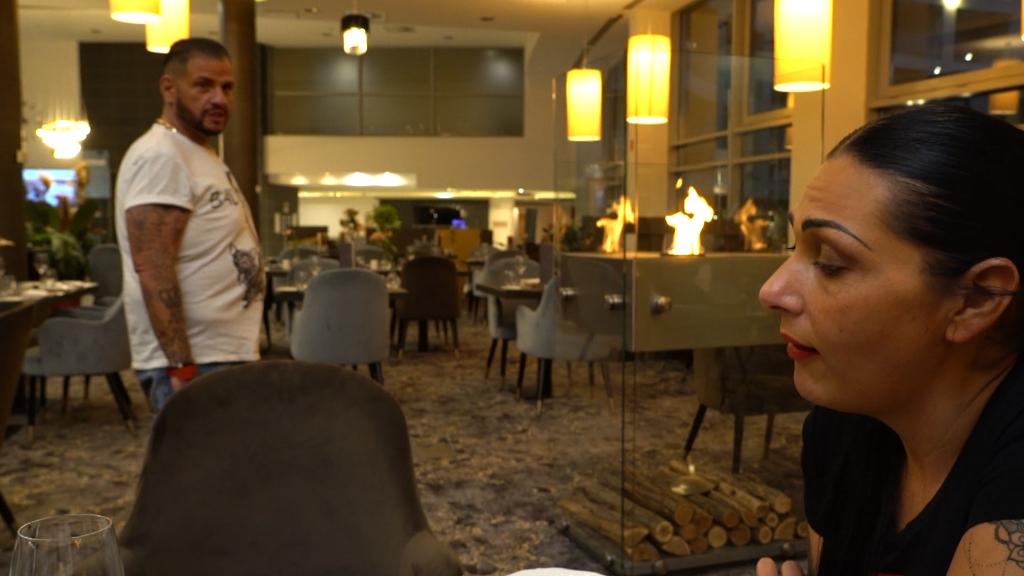 Emiliótól zengett a szálloda