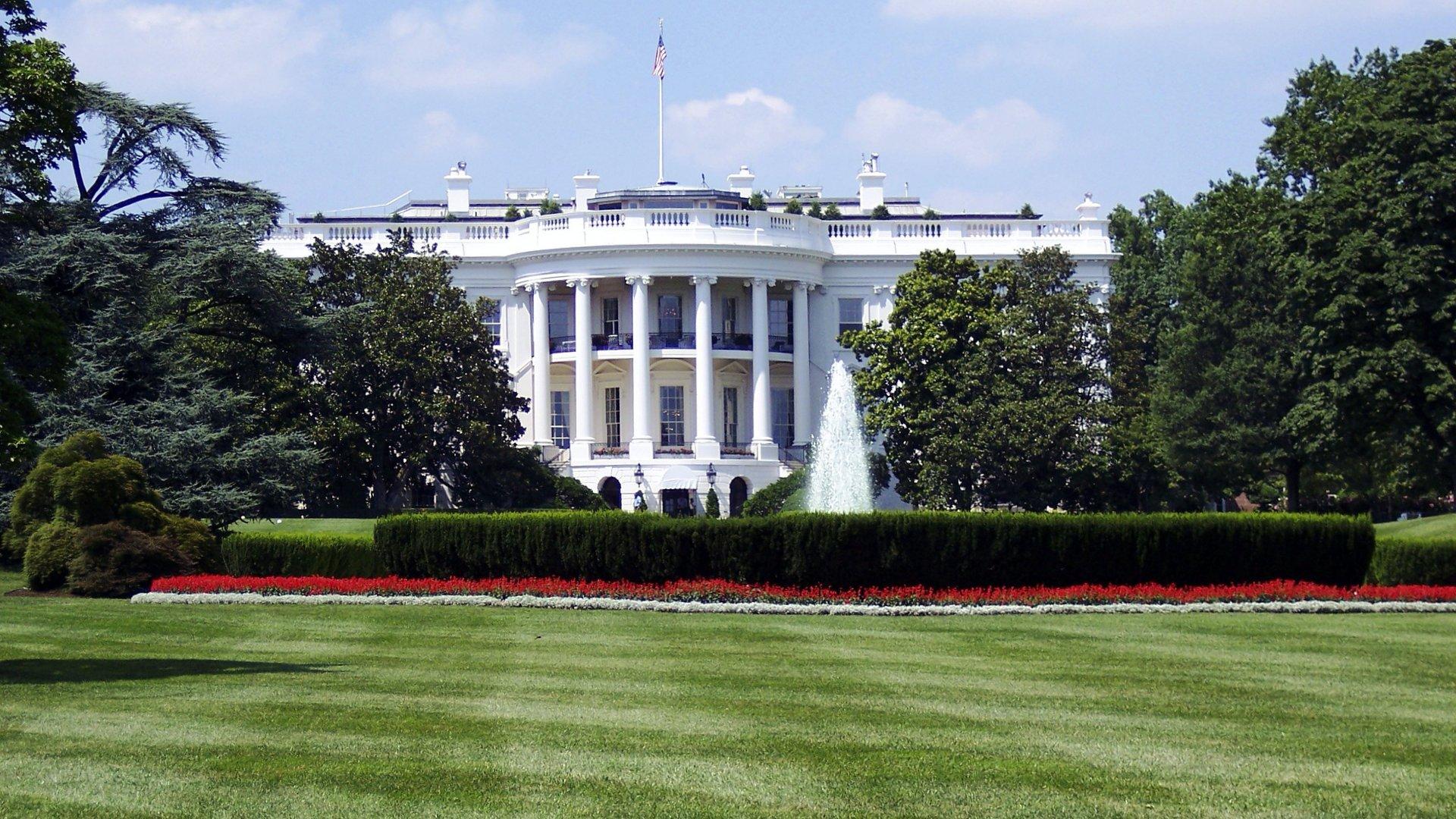A Fehér Ház Washingtonban