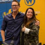 Brian Krause, aki szintén szerepelt a Bűbájos boszorkákban, és Holly Marie Combs 2018-ban