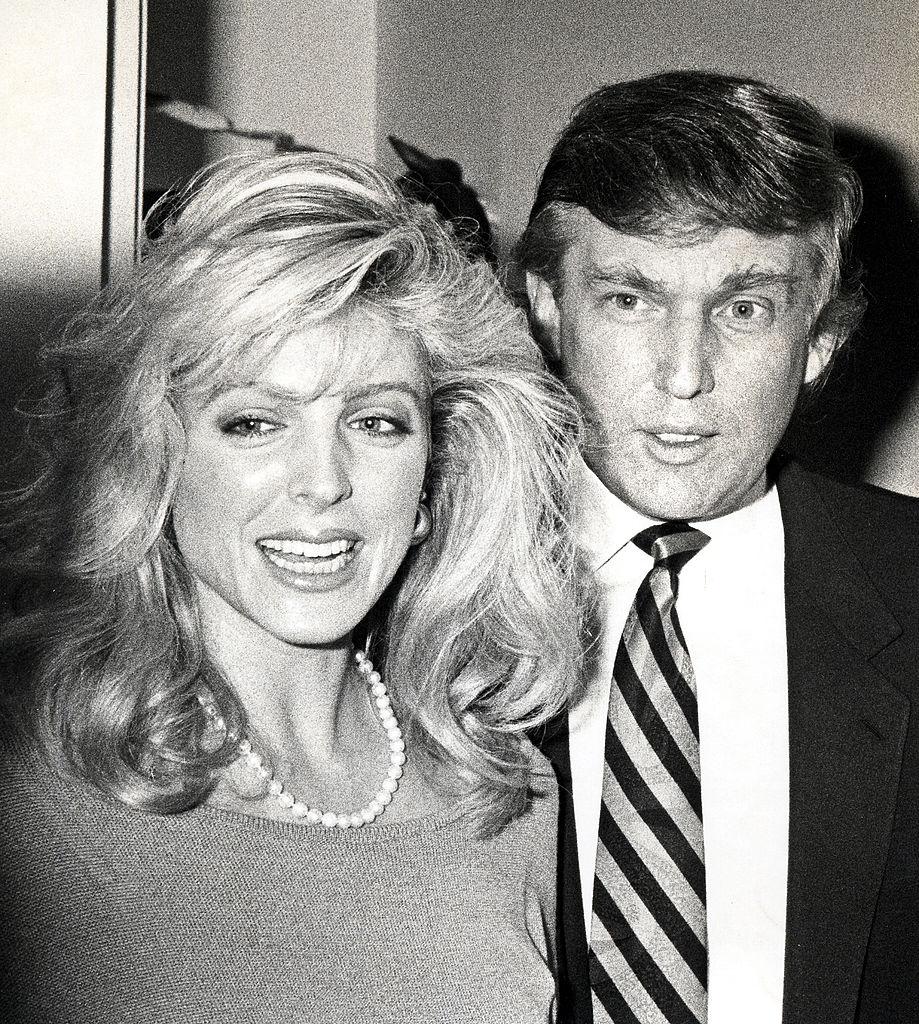 Donald Trump fiatalon