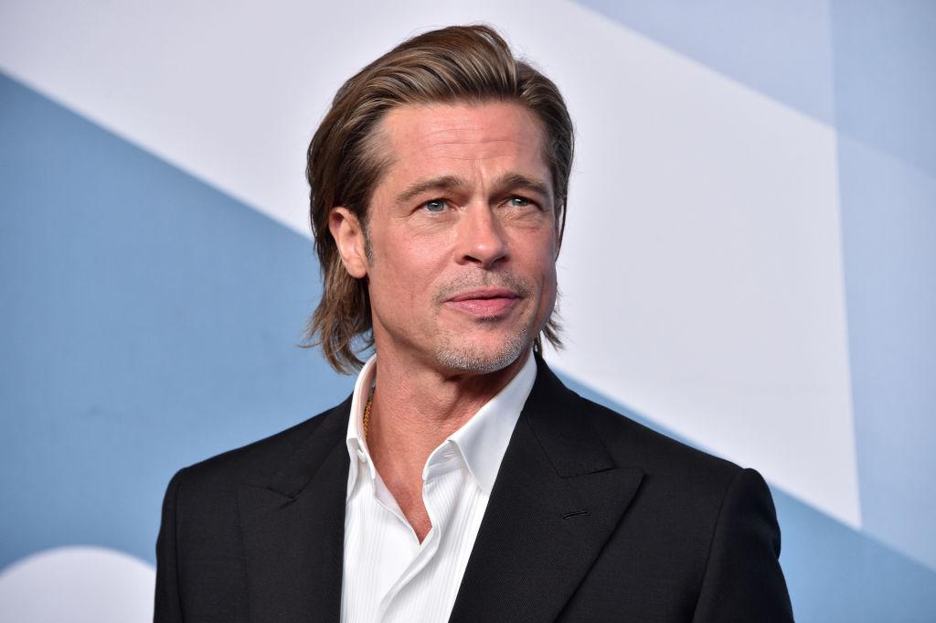 Brad Pitt a 26. Screen ActorsGuild gálán 2020 januárjában