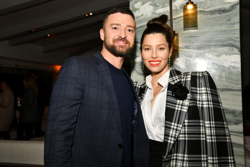 Justin Timberlake és Jessica Biel
