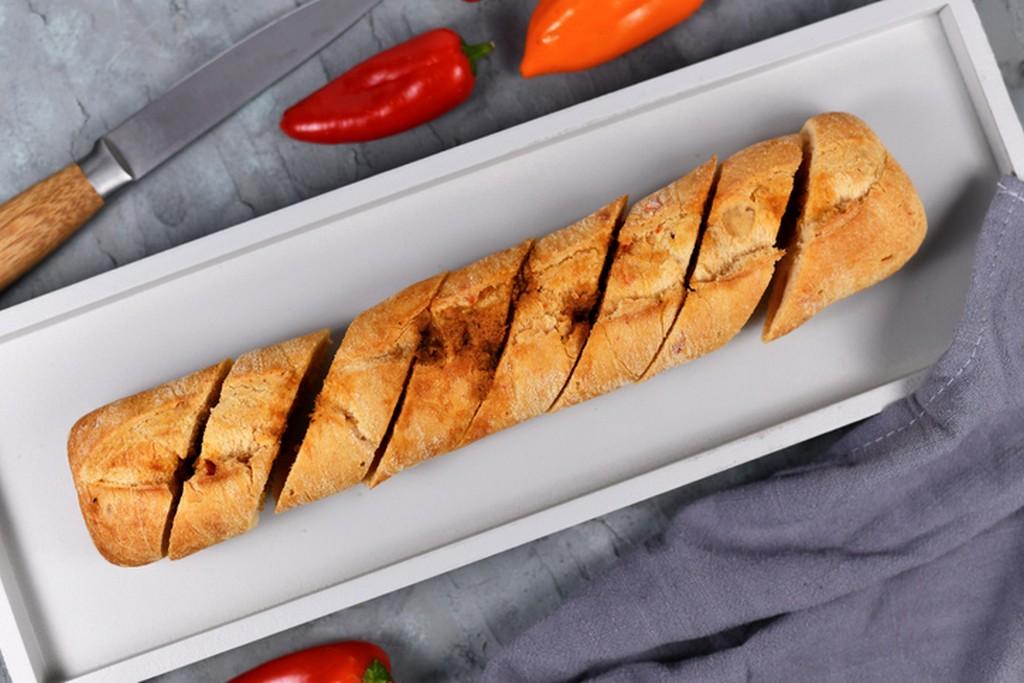 Olasz töltött kenyér