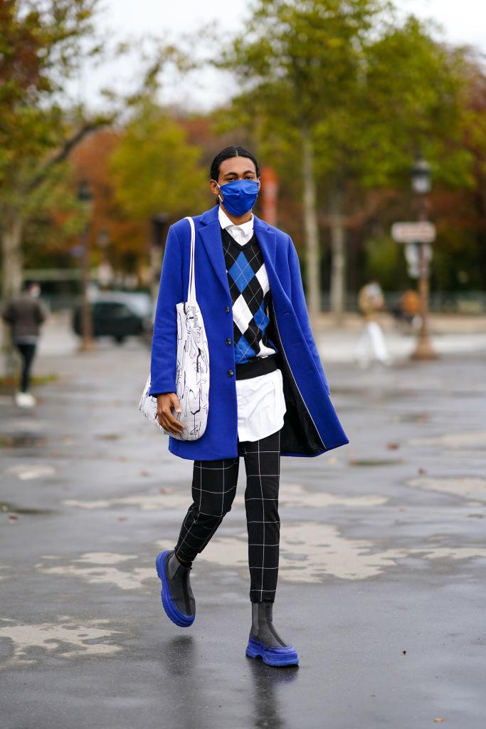 Réteges öltözködés