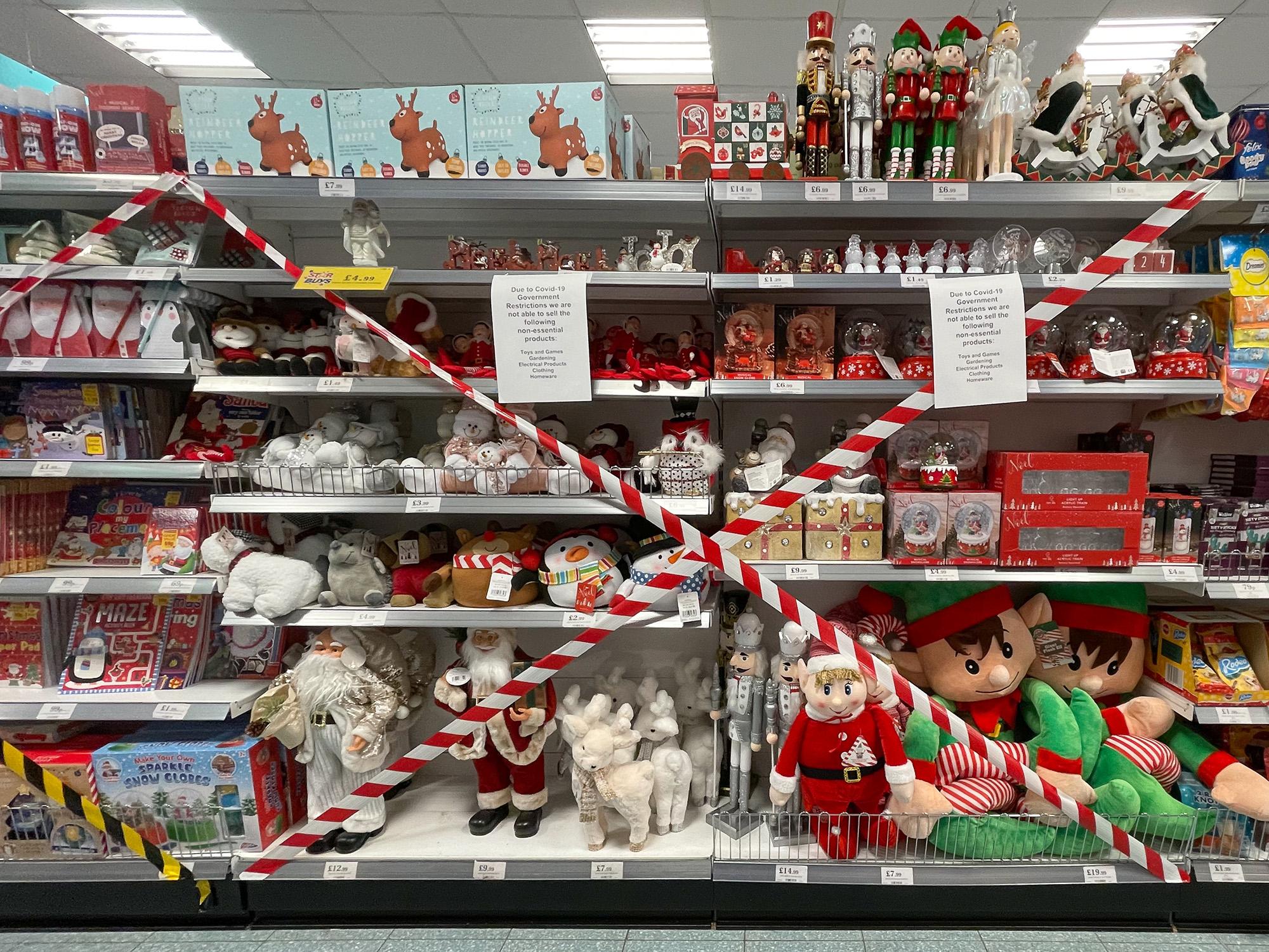 Karácsonyi dekorációk 2020-ban