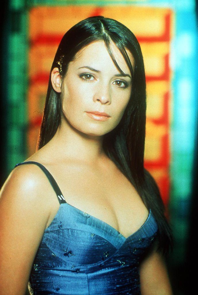 Holly Marie Combs a Bűbájos boszorkák című sorozat idején 1999-ben
