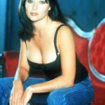 Shannen Doherty 1999-ben, a Bűbájos boszorkák sorozat idején