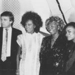 A fiatal Donald Trump