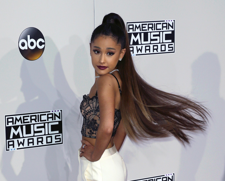 Ariana Grande 2016-ban