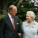II. Erzsébet és Fülöp herceg 2007-ben