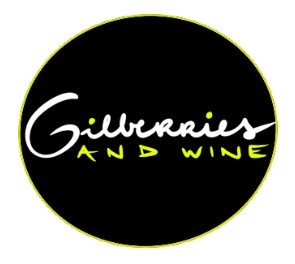 Gilberries and Wine logo