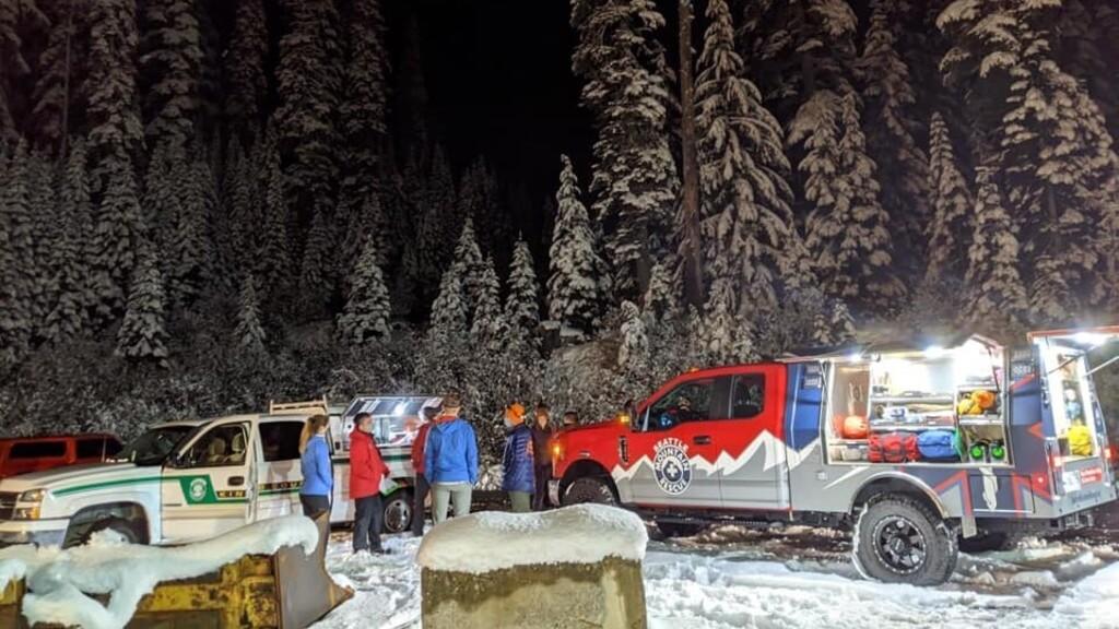 45 percig nem vert a szíve az elveszett hegymászónak, mégis sikerült megmenteni