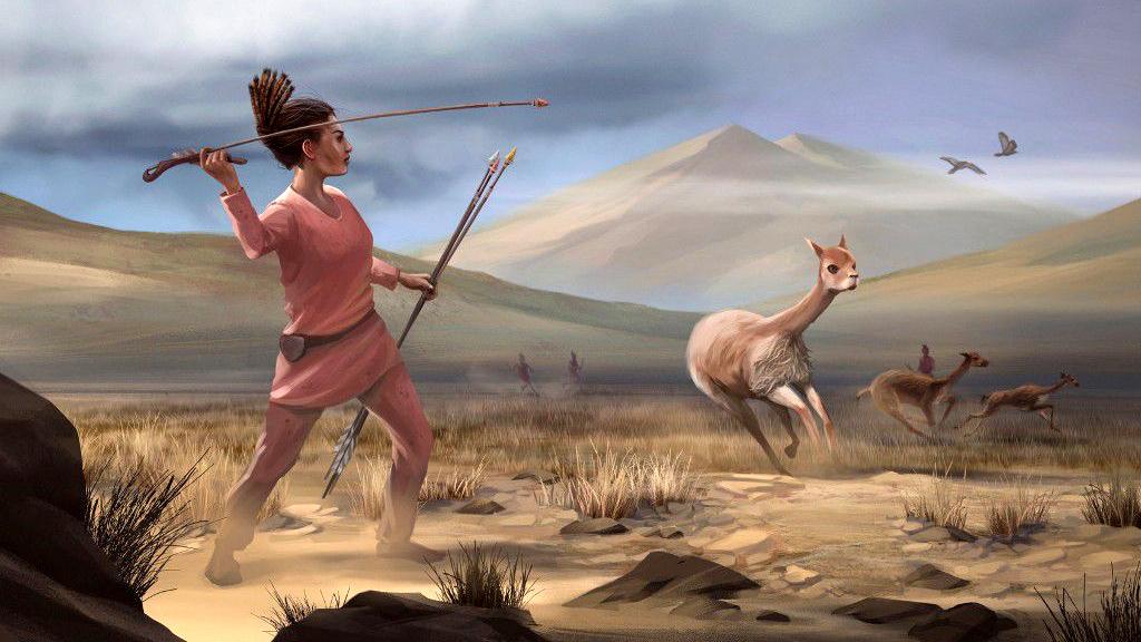 Nem igaz, hogy a csak a férfiak vadásztak az őskorban