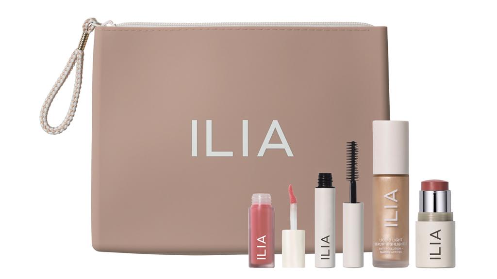Ilia Hello, Clean Makeup Szett