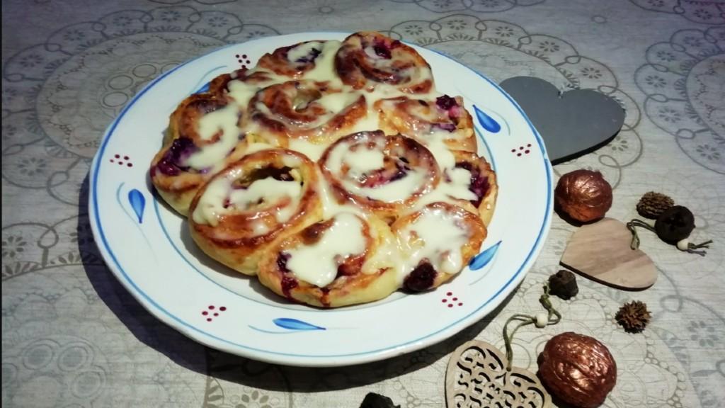 Meggyes-mascarponés csiga gluténmentesen (fotó: petramindennapjai.cafeblog.hu)