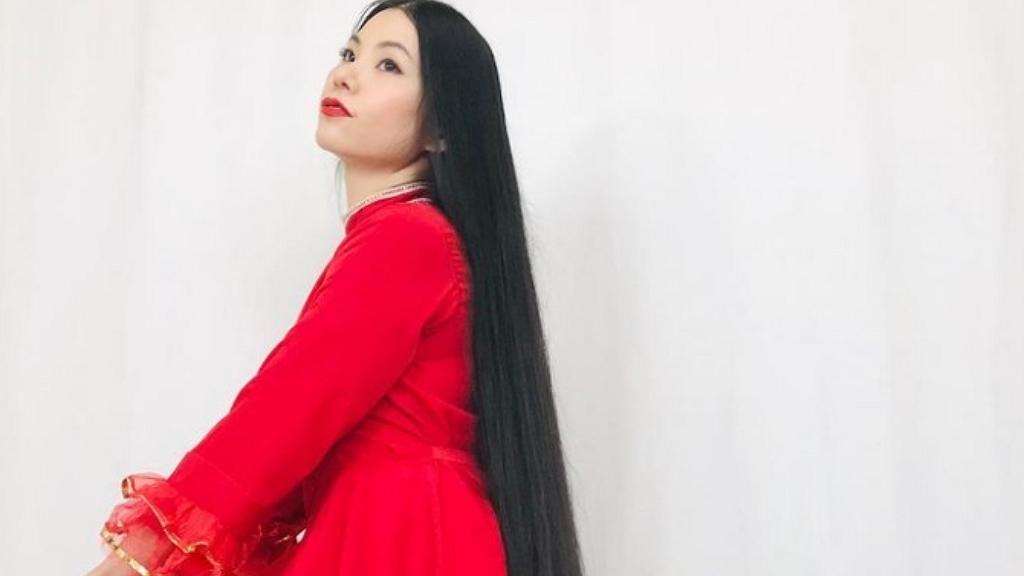 15 éve nem vágatta le a haját a japán nő