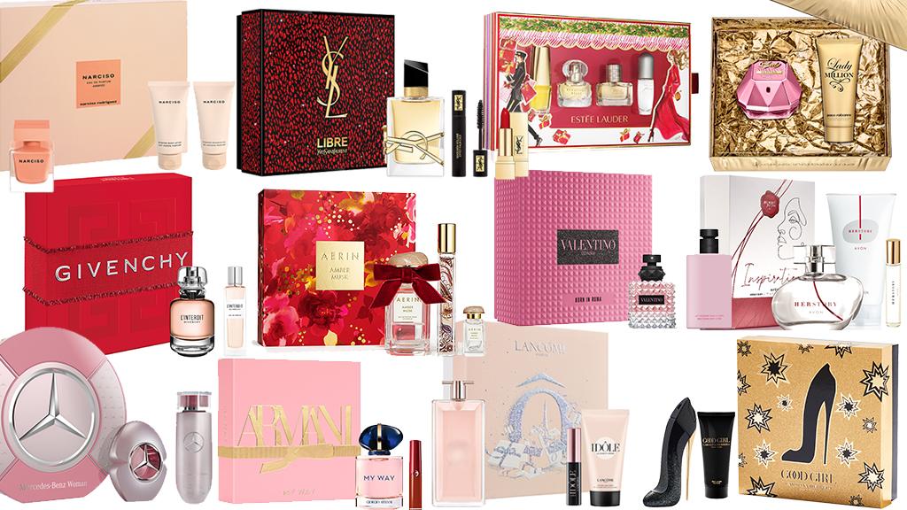 karácsonyi parfümajánló