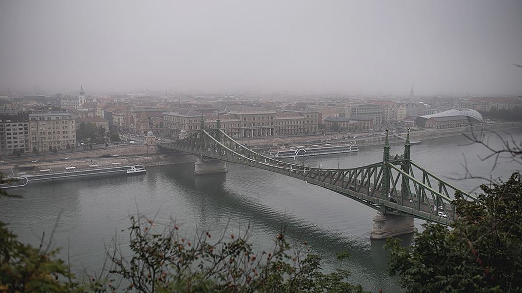 időjárás, köd