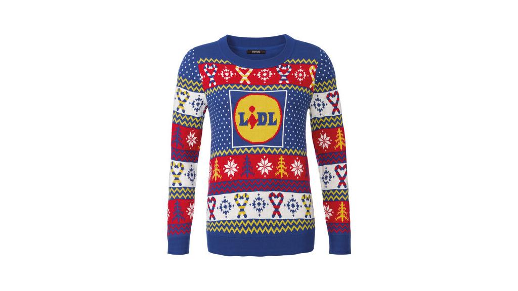 Ha a Lidl-cipő tetszett, a karácsonyi pulcsiért meg fogsz veszni