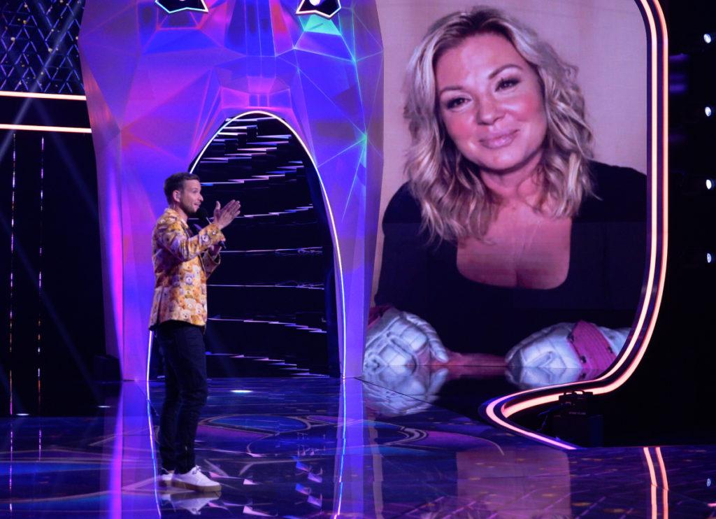 Liptai Claudia volt a Röfi az Álarcos énekesben