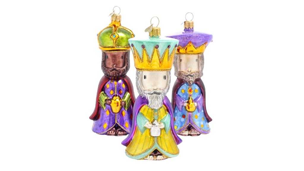 Bombki Három királyok