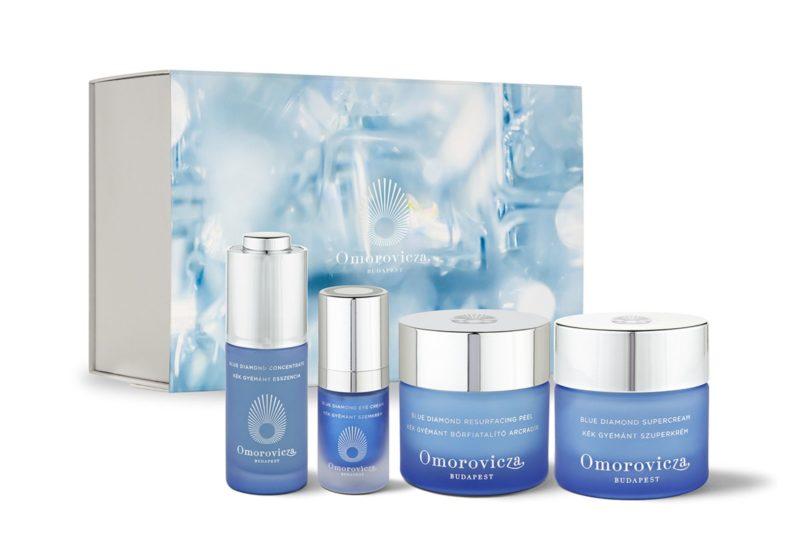 OMOROVICZA Blue Diamond Skincare Set